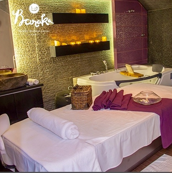 Baraka Massage  Room